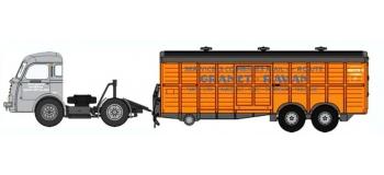 Train électrique : REE CB-009 - Panhard Movic