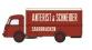 Train électrique : REE CB-051 - Panhard Movic Fourgon Calandre ancienne
