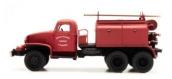 Modélisme ferroviaire : REE CB-075 - Véhicule feux de forêt GMC Pompiers Cabine tôlée