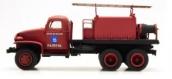 Modélisme ferroviaire : REE CB-079 - Véhicule feux de forêt GMC Pompiers Cabine tôlée