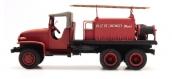 Modélisme ferroviaire : REE CB-083 - Véhicule feux de forêt GMC Pompiers Cabine tôlée