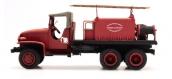 Modélisme ferroviaire : REE CB-084 - Véhicule feux de forêt GMC Pompiers Cabine tôlée