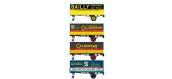 Train électrique : REE FB-006 - Set de quatre remorques