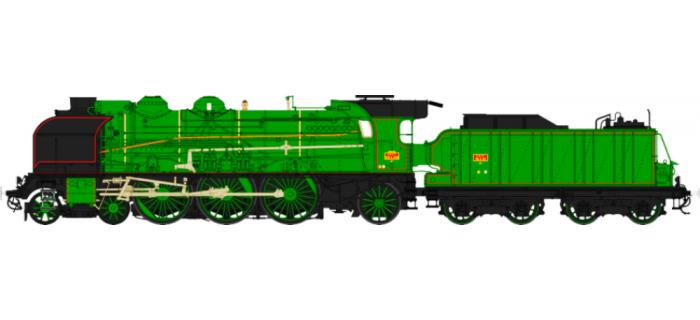 TRAIN ELECTRIQUE REE MB-001S