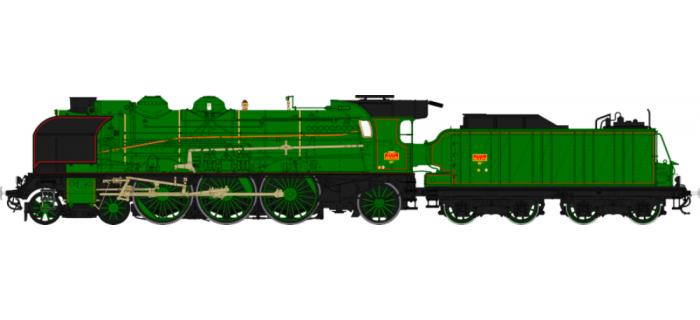 TRAIN ELECTRIQUE REE MB-002