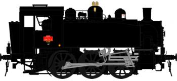 TRAIN ELECTRIQUE REE MB-005S