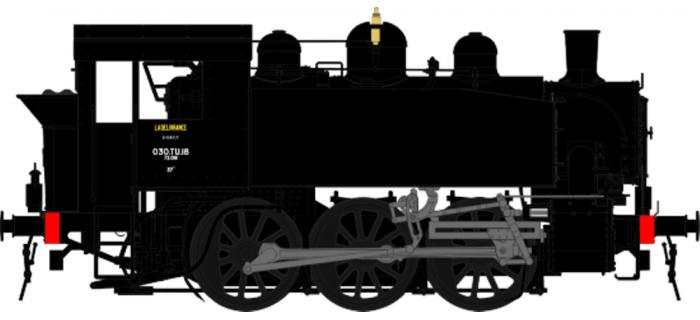 TRAIN ELECTRIQUE REE MB-006S
