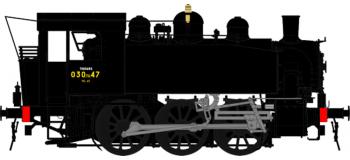 TRAIN ELECTRIQUE REE MB-007S