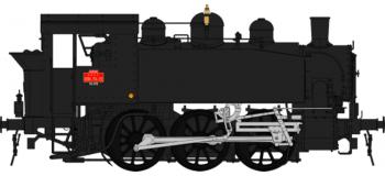 TRAIN ELECTRIQUE REE MB-010S
