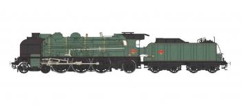 TRAIN ELECTRIQUE REE MB-002S