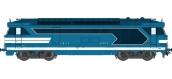 Train électrique : REE MB-016 - Locomotive diesel BB 67015 Ep.IV, Analogique