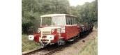 Train électrique : REE MB-074S - DRAISINE DU65 Ep.IV, sonorisée