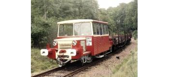 Train électrique : REE MB-035S - DRAISINE DU65 Ep.IV, DCC, sonorisée