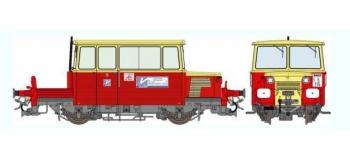 REE MB-035S - DRAISINE DU65 Ep.IV, DCC, sonorisée