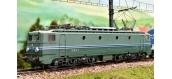 Modélisme ferroviaire :  REE MB-060S - Locomotive électrique CC-7104 Jupe échancrée Sud-Ouest Ep.III dépôt de PARIS SO, DCC, SON