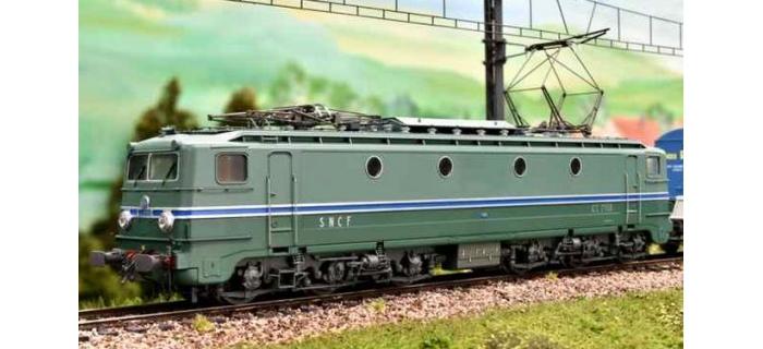 Train électrique : REE MB-058 S - CC-7102 RG Ep.IV dépôt d'Avignon DCC Son