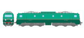REE MB-056 - Locomotive électrique CC-7114 Origine Sud-Ouest Ep.III dépôt de PARIS SO