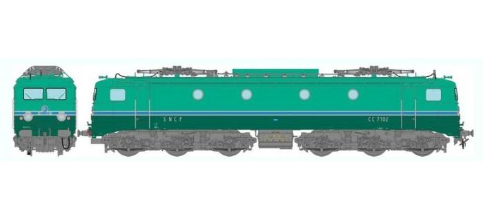 REE MB-058 S - CC-7102 RG Ep.IV dépôt d'Avignon DCC Son