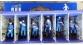 Train électrique : PB-001 - Chauffeurs et mécaniciens époque Vapeur (6 pièces) - Série 1