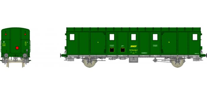 TRAIN ELECTRIQUE REE VB-014