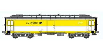 Train électrique : REE VB-048 - Voiture POSTALE OCEM 16 m Allège Ep.IV