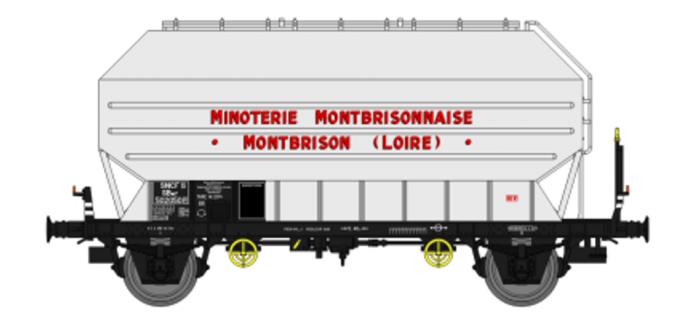 Train électrique WB088