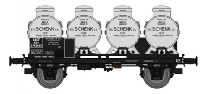 Train électrique WB096