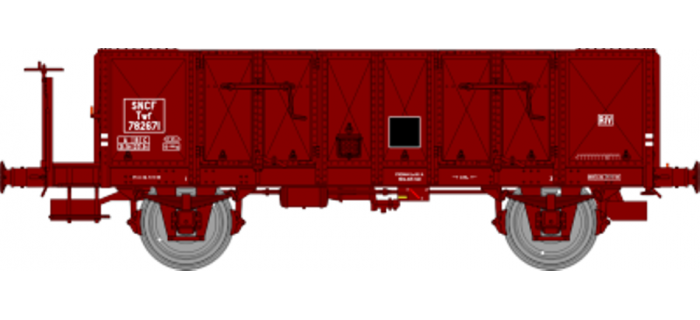 Train électrique WB177