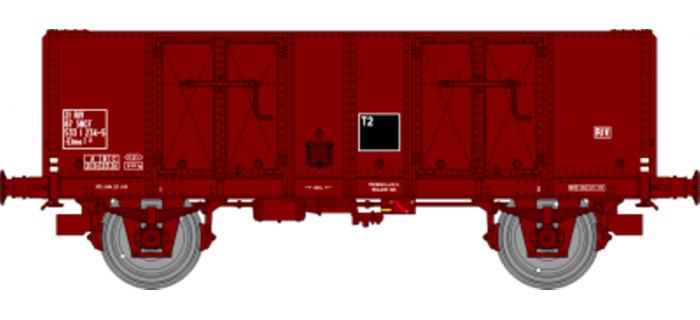 Train électrique WB178