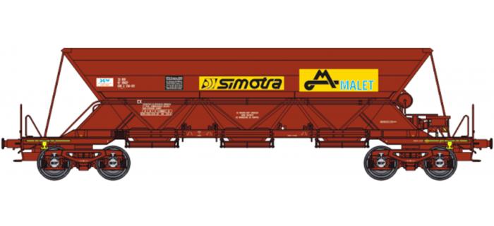 TRAIN ELECTRIQUE REE WB-208