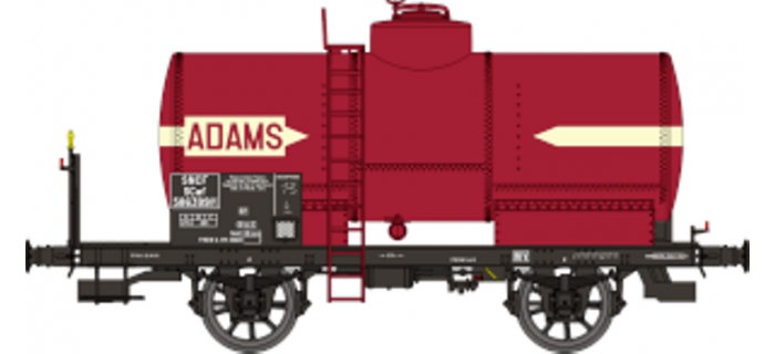 TRAIN ELECTRIQUE REE WB-214