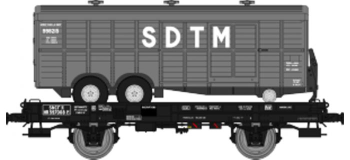 TRAIN ELECTRIQUE REE WB-244