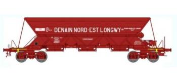 Train électrique : REE WB-304 - Wagon TREMIE EX T1 Ep.IV «DENAIN NORD-EST LONGWY»