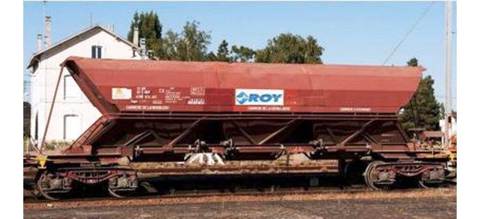 REE WB-306 - Wagon TREMIE EX T1 Ep.V «ROY COLAS RAIL»