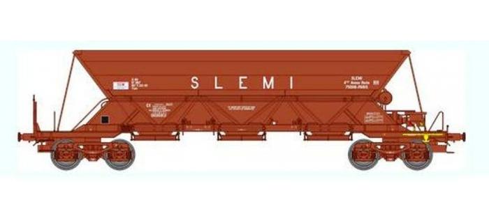 Train électrique : REE WB-307 - Wagon TREMIE EX T2 Ep.IV «S L E M I»
