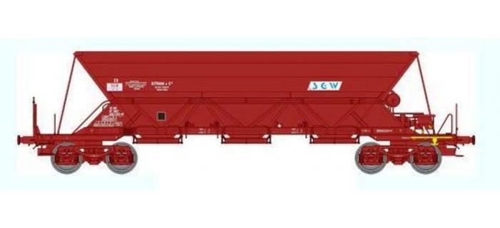 Train électrique :REE WB-309 - Wagon TREMIE EX T2 Ep.V «SITRAM SGW»