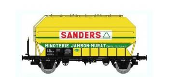 Train électrique : REE WB-324 - Wagon Céréalier FRANGECO B Ep.IV «SANDERS»