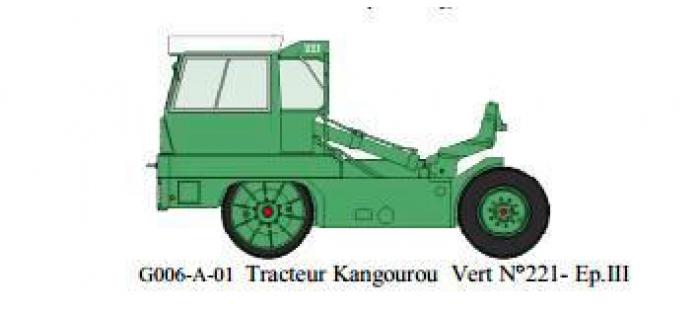 REE WB-333 - Coffret KANGOUROU Ep.III