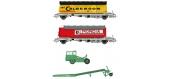 Train électrique :  REE WB-333 - Coffret KANGOUROU Ep.III
