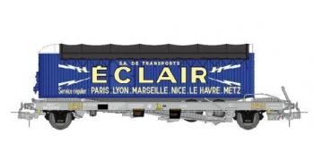 Train électrique : REE WB-335 - Wagon KANGOUROU Ep.III avec remorque