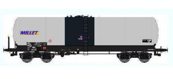 Train électrique : REE WB 404 - Wagon Citerne ANF Ep.V