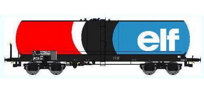 Train électrique : REE WB 405 - Wagon Citerne ANF Ep.IV