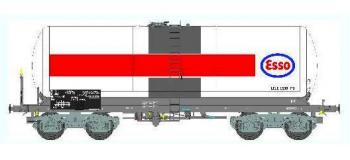 Train électrique : REE WB 406 - Wagon Citerne ANF Ep.IV