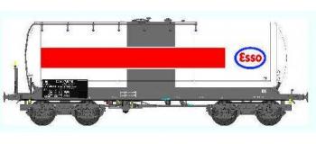 Train électrique : REE WB 407 - Wagon Citerne ANF Ep.IV