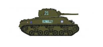 Char Sherman M4A2