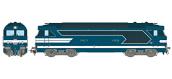Modélisme ferrovaire : REE MB-067SAC - Locomotive diesel BB 67400 Ep.III-IV, Dépôt de Limoges, AC 3 rails Sonorisée - Echappement Fumée