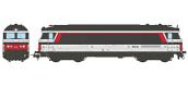 Modélisme ferrovaire : REE MB-070S - Locomotive diesel BB 67400 Ep.V, Dépôt de Bordeaux, DCC Sonorisée - Echappement Fumée