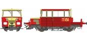 Train électrique : REE MB-111 - DRAISINE DU65 Ep.III-IV, Analogique