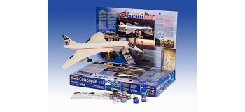 REVE05757 - Avion Concorde British Airways - Revell