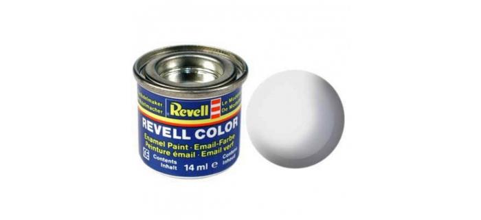 Maquettes : REVELL REVE32104 - Peinture blanc brillant